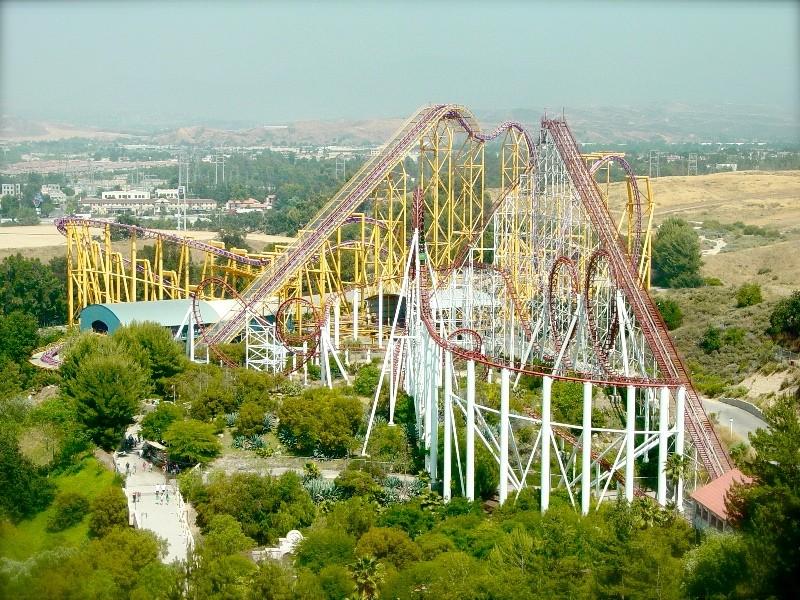 Year 4 rollercoaster